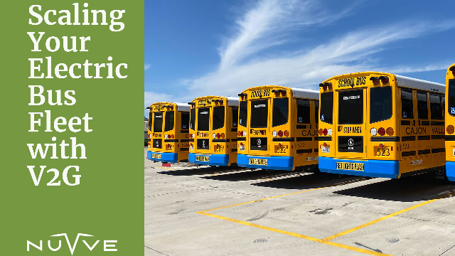 What You Need To Know About Scaling Your Electric Bus Operation