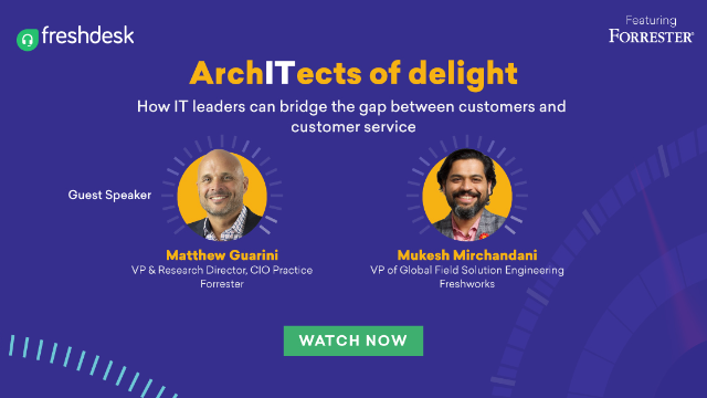 ArchITects of customer delight