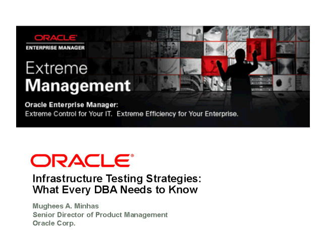 Infrastructure Testing Strategies
