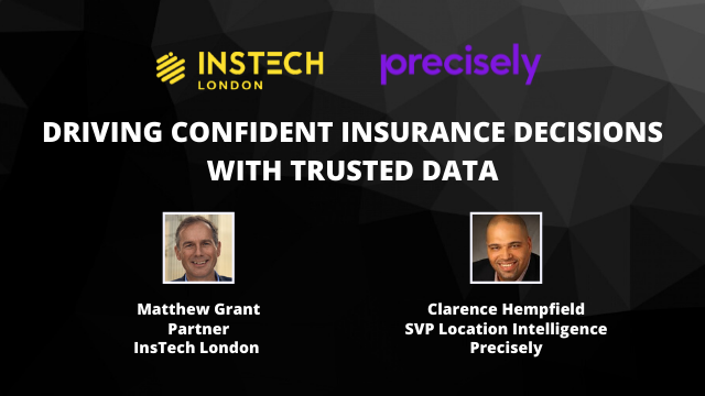 Driving Confident Insurance Decisions with Trusted Data