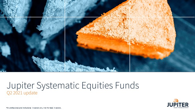 Systematic equities Q2 review and analysis of strategies