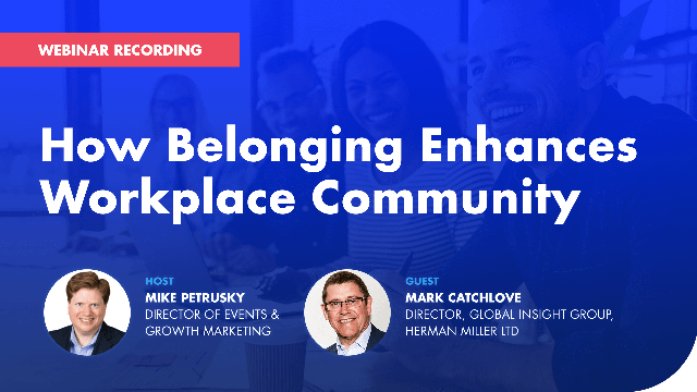 Creating a Culture of Belonging in the Workplace