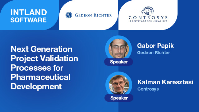 Next Generation Project Validation Processes for Pharmaceutical Development