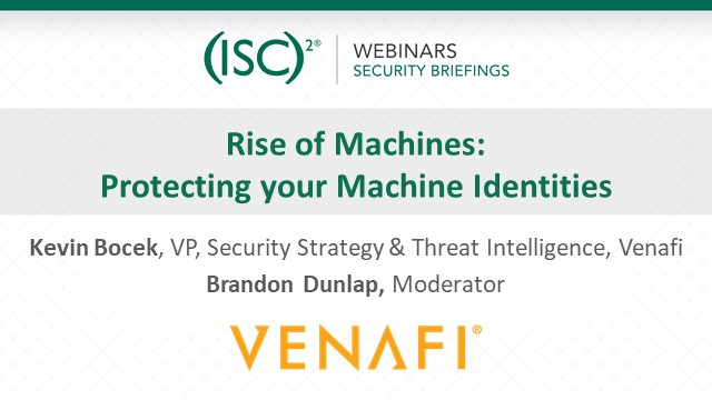 Rise of Machines: Protecting your Machine Identities