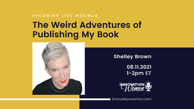 The Weird Adventures of Publishing My Book
