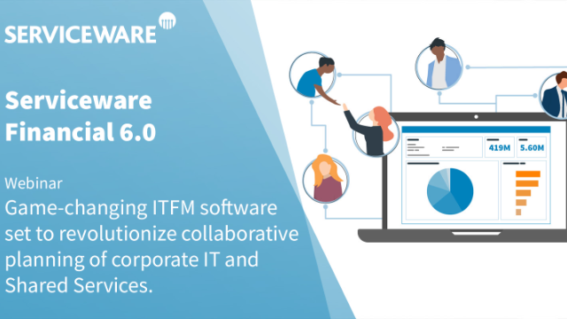 Serviceware Financial 6.0: the collaborative approach to IT Financial Management
