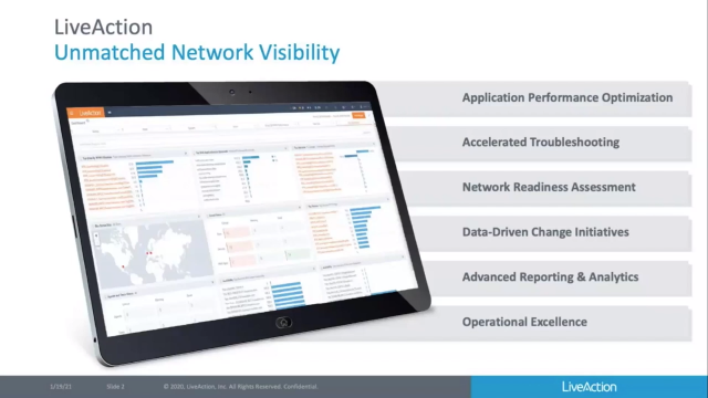 Operational Excellence with Network Performance Management