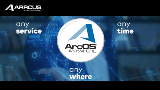 Arrcus Company Overview