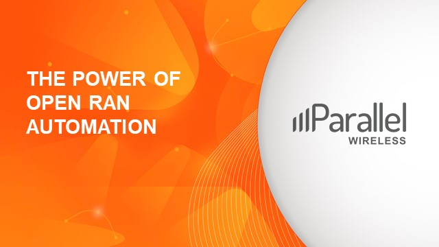 The Power of Open RAN Automation
