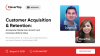 Reimagine Growth - Customer Acquisition and Retention
