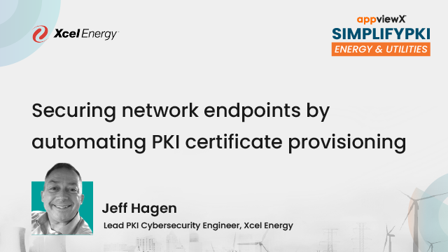 Securing Network Endpoints by Automating PKI Certificate Provisioning