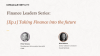 [Ep.1] Finance Leaders Series: Taking Finance into the Future