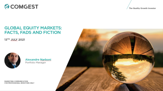 Global Equity Markets: Facts, Fads and Fiction - versione italiana