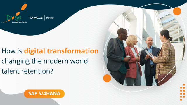 Ep 3 - How digital transformation is changing the modern world talent retention?
