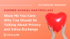 Show Me You Care: Why You Should Be Talking About Privacy and Value-Exchange
