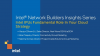 Intel IPUs Fundamental Role In Your Cloud Strategy