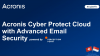 Preventing email threats with Advanced Email Security pack