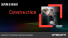 Onecom and Samsung - Solutions for Construction