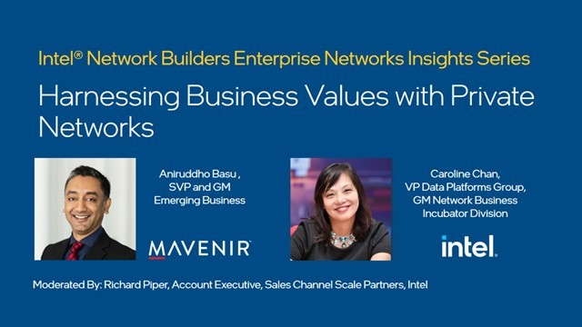 Harnessing Business Values with Private Networks