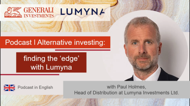 Alternative investing: finding the 'edge' with Lumyna
