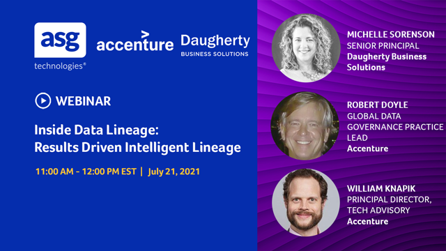 Inside Data Lineage: Results Driven Intelligent Lineage