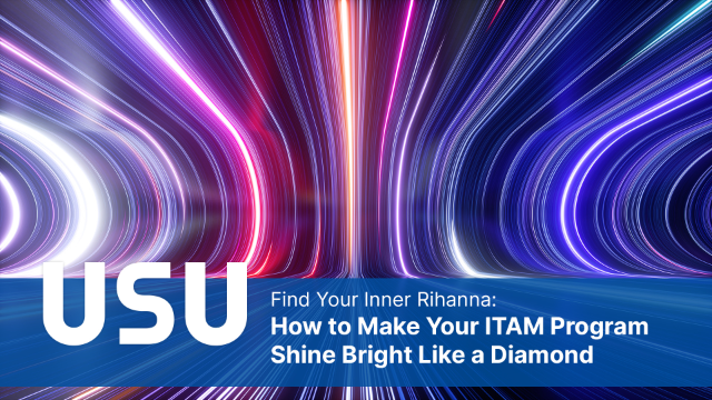 Find Your Inner Rihanna: How to Make Your ITAM Program Shine Like a Diamond