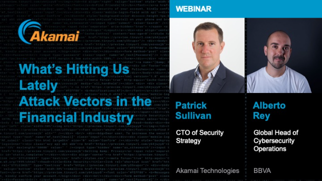 What's hitting us lately: Attack vectors in Financial Industry