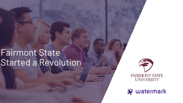 Fairmont State Started a (Tech) Revolution