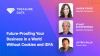Future-Proofing Your Business In a World Without Cookies and IDFA