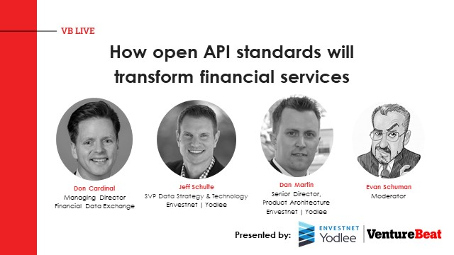 How open API standards will transform financial services