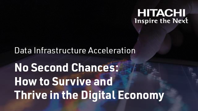 No Second Chances: How To Survive and Thrive in the Digital Economy