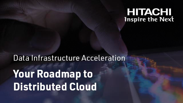 Your Roadmap to Distributed Cloud