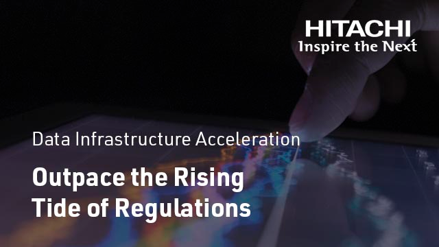 Outpace the Rising Tide of Regulations