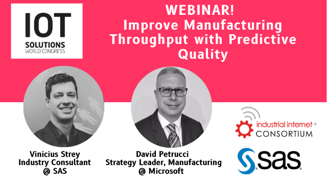 Improve Manufacturing Throughput with Predictive Quality