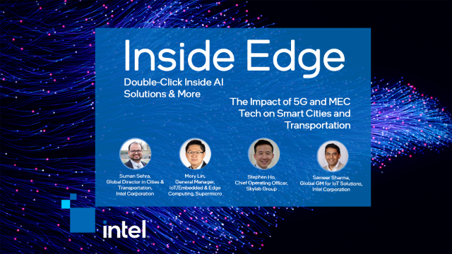 Inside Edge: The Impact of 5G and MEC Tech on Smart Cities and Transportation