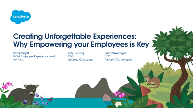 Creating Unforgettable Experiences: Why Empowering your Employees is Key