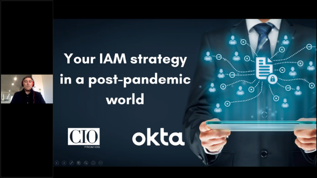 IDG- Identity and Access Management in a Post Pandemic World