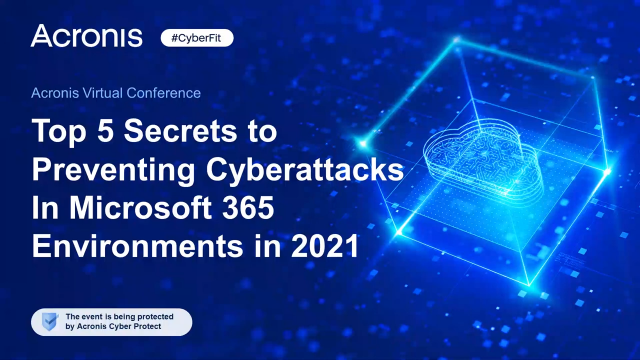 Keep cyber criminals from targeting Microsoft 365 environments
