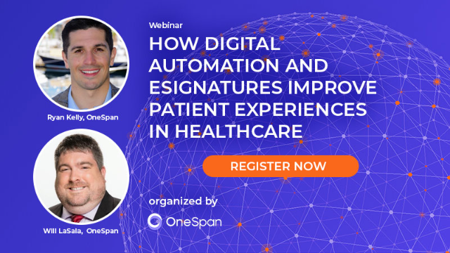 How Digital Automation and eSignatures Improve Patient Experiences in Healthcare