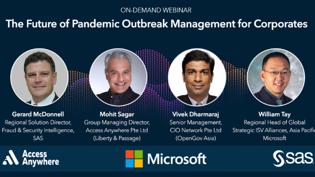 The Future of Pandemic Outbreak Management for Corporates