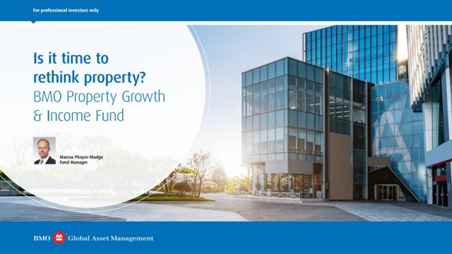 Is it time to rethink property? BMO Property Growth & Income Fund
