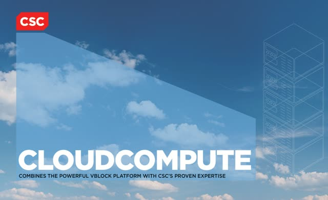 CSC CloudCompute Demonstration