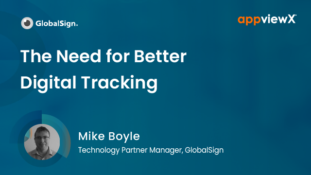 The Need for Better Digital Tracking