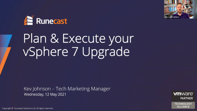 Learn how to Upgrade Now to the VMware vSphere 7 U2