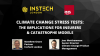 Climate Change Stress Tests: the Implications for Insurers & Catastrophe Models