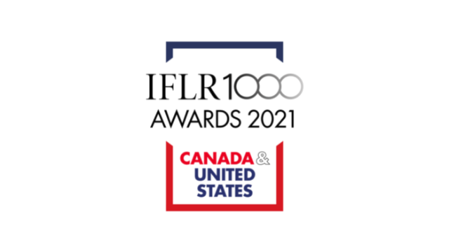 IFLR1000 Canada and the United States Awards 2021