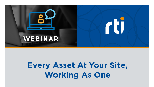 Every Asset At Your Site, Working As One