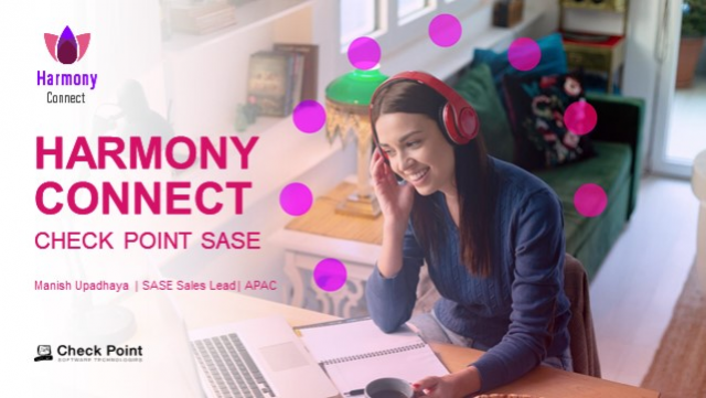 Case study -- How Check Point secures internet access for its remote employees