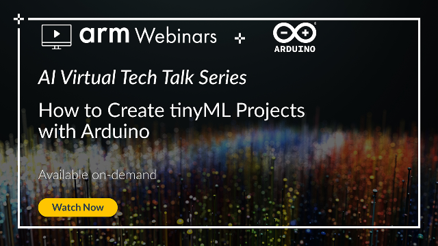 How to Create tinyML Projects with Arduino