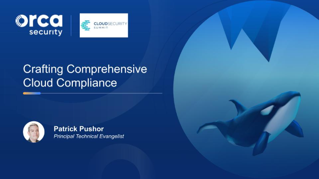 Crafting Comprehensive Cloud Compliance